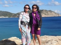 Ibiza photos, Spanish people