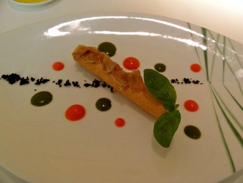 Italian food India, Travertino food, Oberoi delhi food
