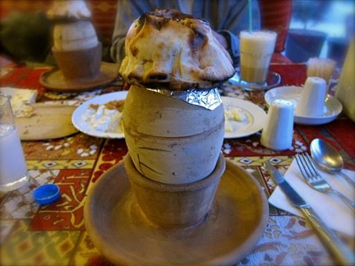 Testi kebab, pottery kebab, kebab turkey