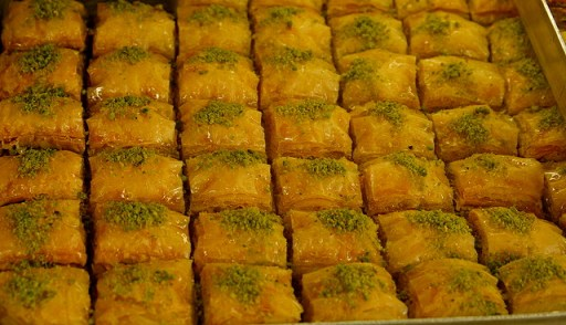 Turkish baklava, Turkish dessert baklava, Turkish desserts, Baklava pictures