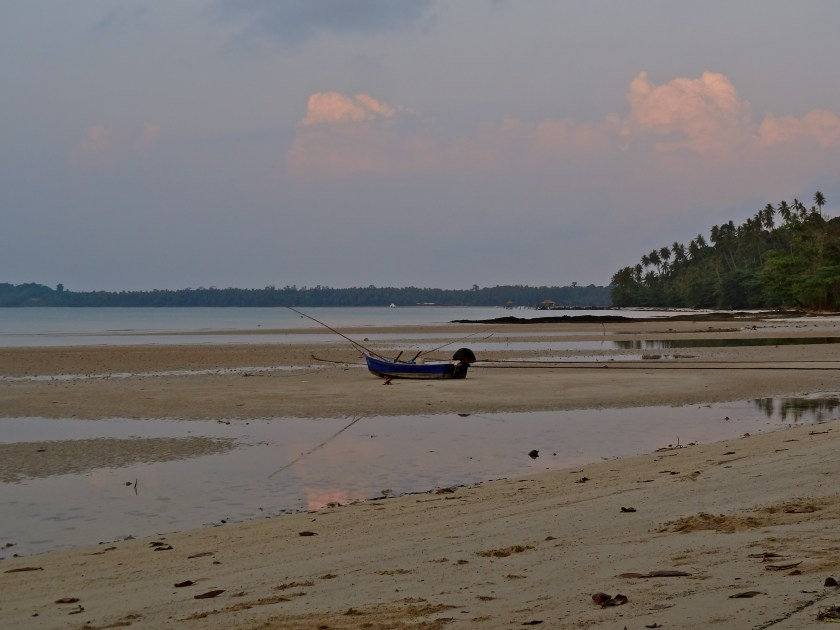 Thailand hidden beaches, Koh Mak Thailand