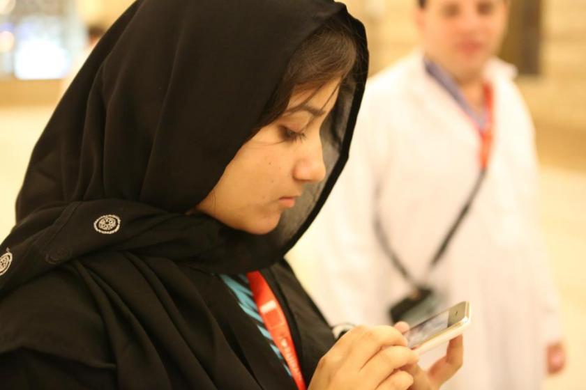 woman in hijab, woman with headscarf