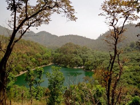 Sattal lake, Panna tal, Sattal
