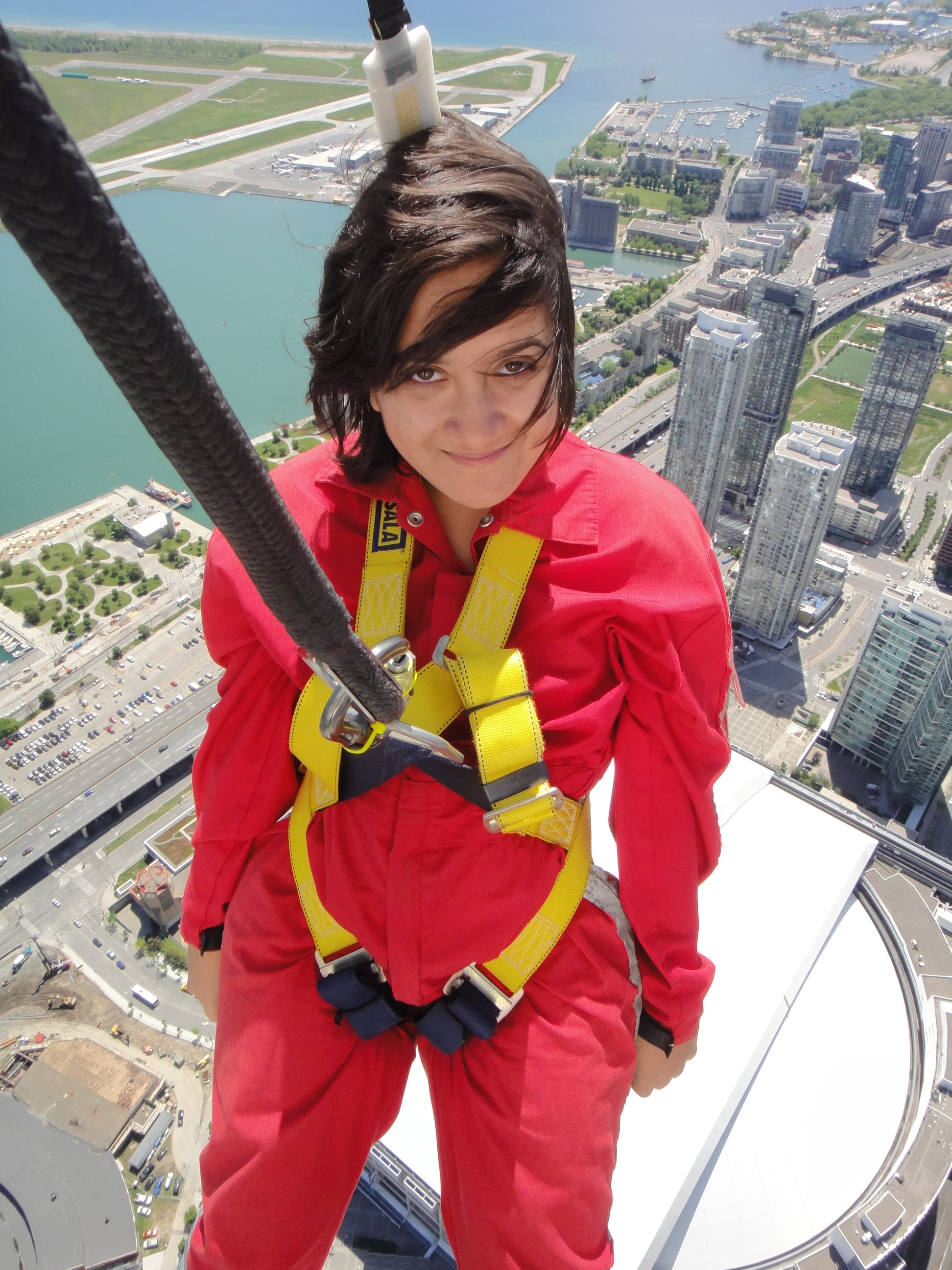 Edgewalk Toronto, CN tower, CN edgewalk, edge walk