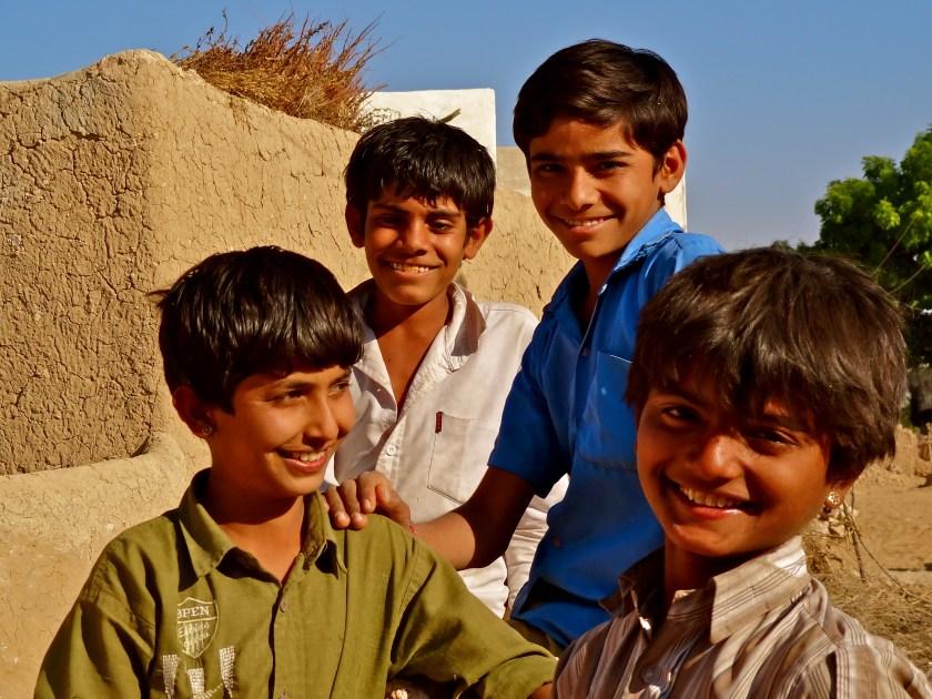 Rajasthan kids, India village children, Rajasthan villagers, Rajasthan village