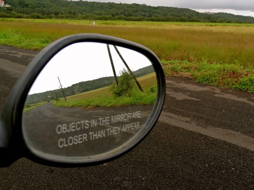 riding a bike, monsoon india