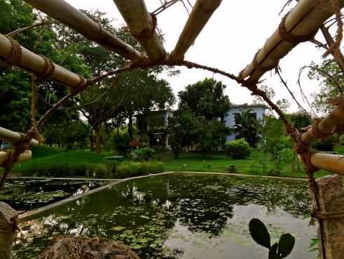 Arka guest house, Arka Auroville, Auroville guest houses