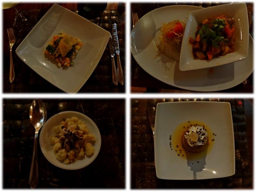 Seychelles food, creole food, Kempinski seychelles food