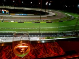 Singapore race course, Singapore turf club