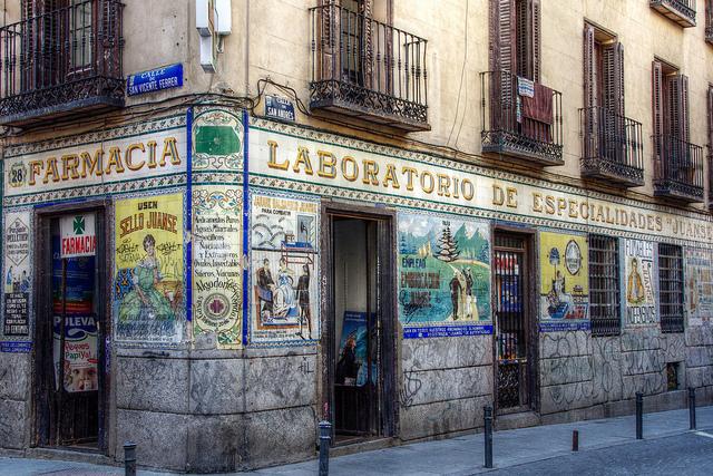 Madrid neighborhoods, Malasana madrid