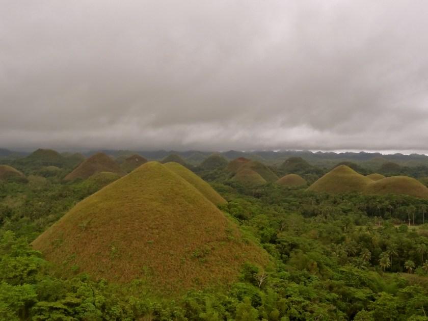 chocolate hills bohol, Bohol island philippines, Bohol