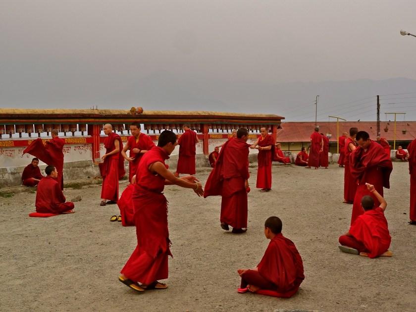 Rumtek monastery, Gangtok monastery, Gangtok places to visit, gangtok travel guide