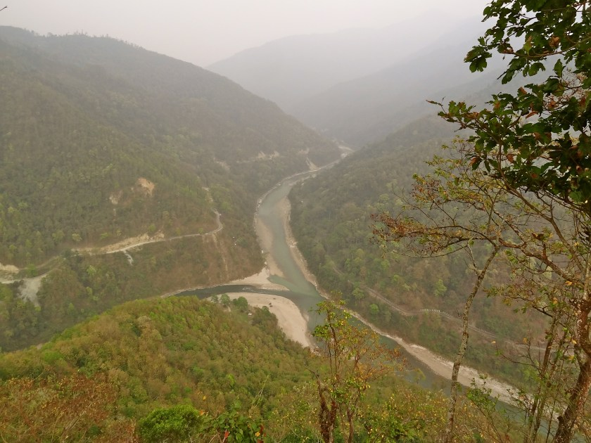 rangeet river, teesta river