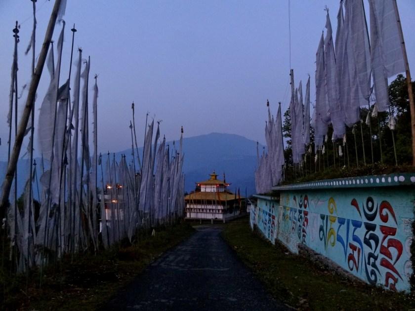Sikkim monastery, sikkim travel, sikkim trip, sikkim travel blog, west sikkim