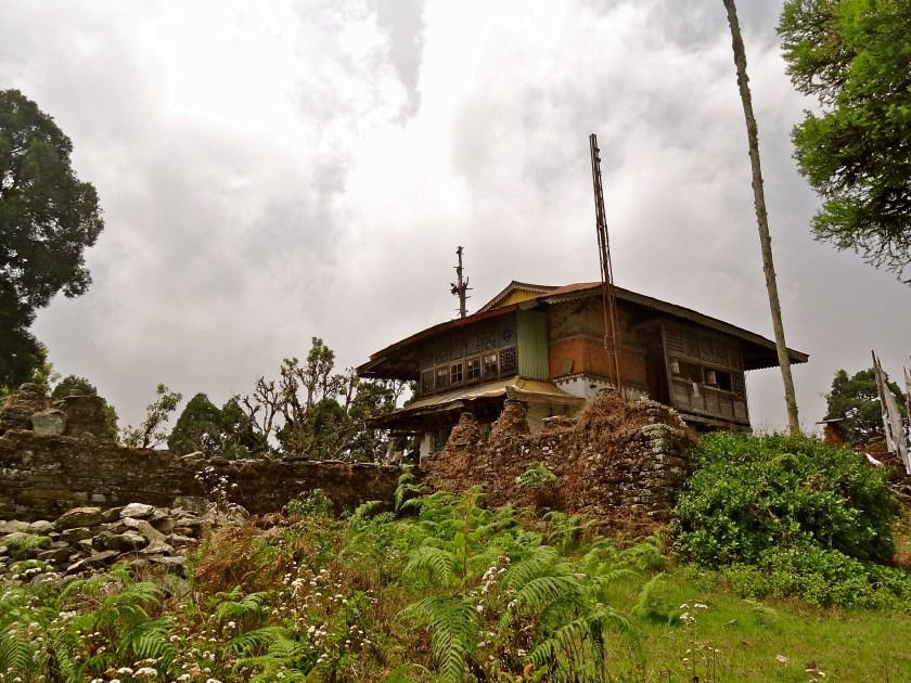 buddhist monastery, buddhism india, monastery northeast india