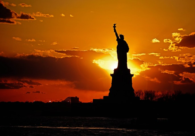Statue of liberty nyc, staten island ferry nyc, free things nyc
