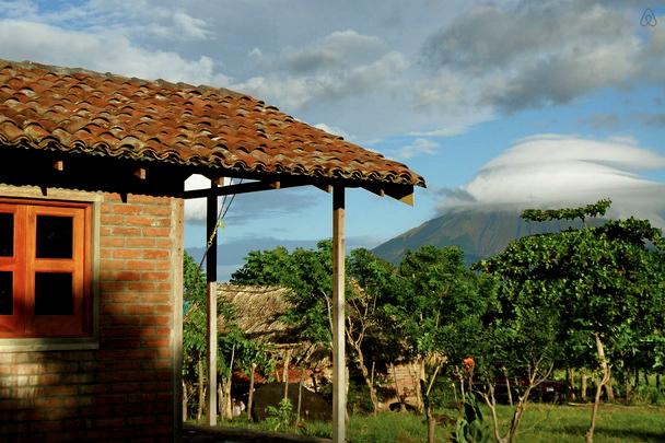 Finca montania segrada ometepe, ometepe airbnb, nicaragua airbnb