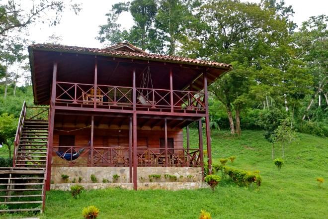 wood house rio san juan, nicaragua airbnb, nicaragua offbeat