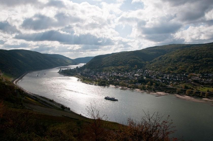 Rheingau, #notjustbeer, Rhine river germany