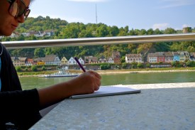 Rhine cruise germany, germany rheingau