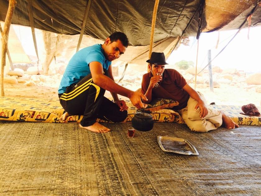 Jordan people, Jordan culture, Bedouin culture, Bedouin tea