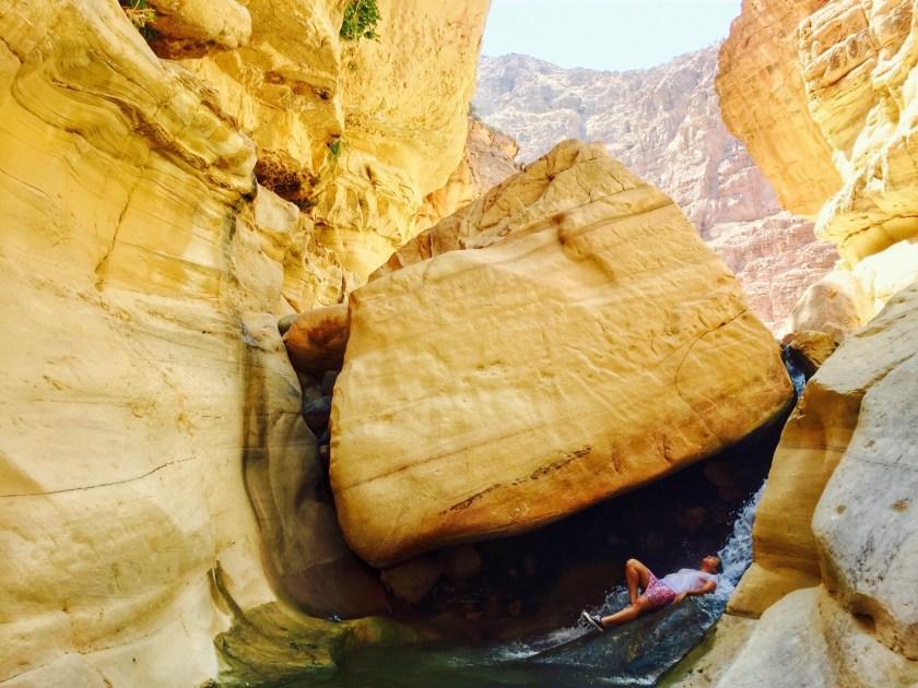 Wadi Finan, Dana Biosphere Reserve, Feynan ecolodge, Wadi Gowyr