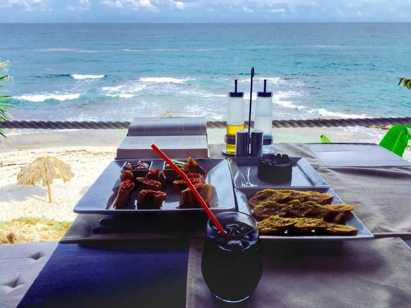 vegan travel, vegan traveler, vegan dominican republic, vegan caribbean