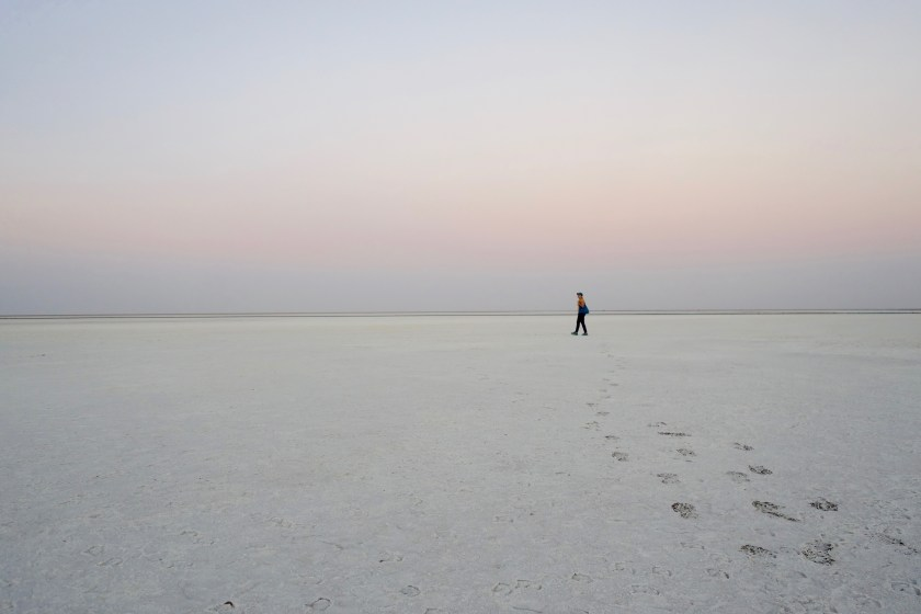 white desert gujarat, little rann of kutch, gujarat secret places