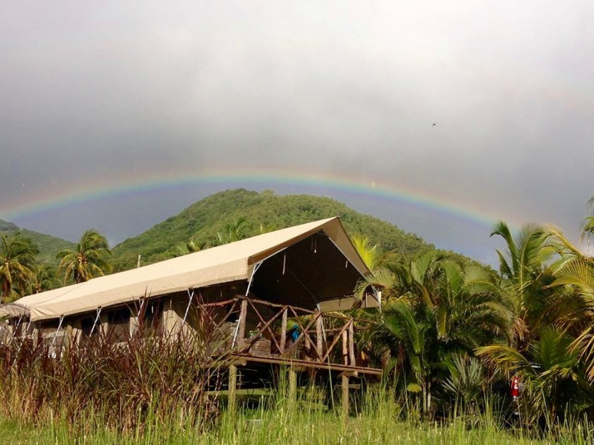 otentic mauritius, otentic eco tents, best places to stay in mauritius