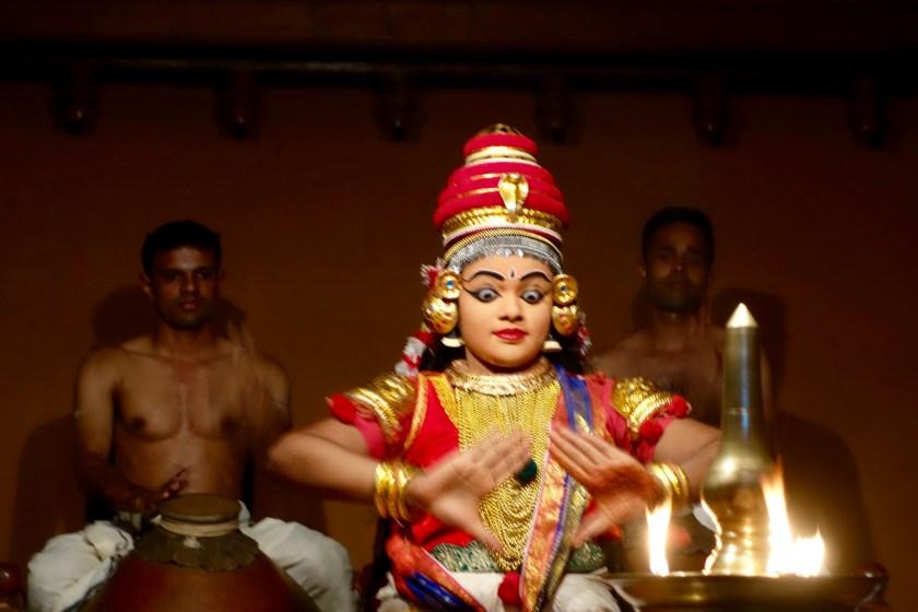 Nangiar Koothu, The Blue Yonder, Kerala ecotourism, meaningful travel India