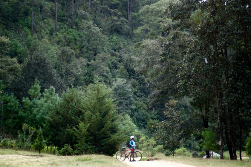 Mexico cycling, what to do in mexico, chiapas mexico travel blog