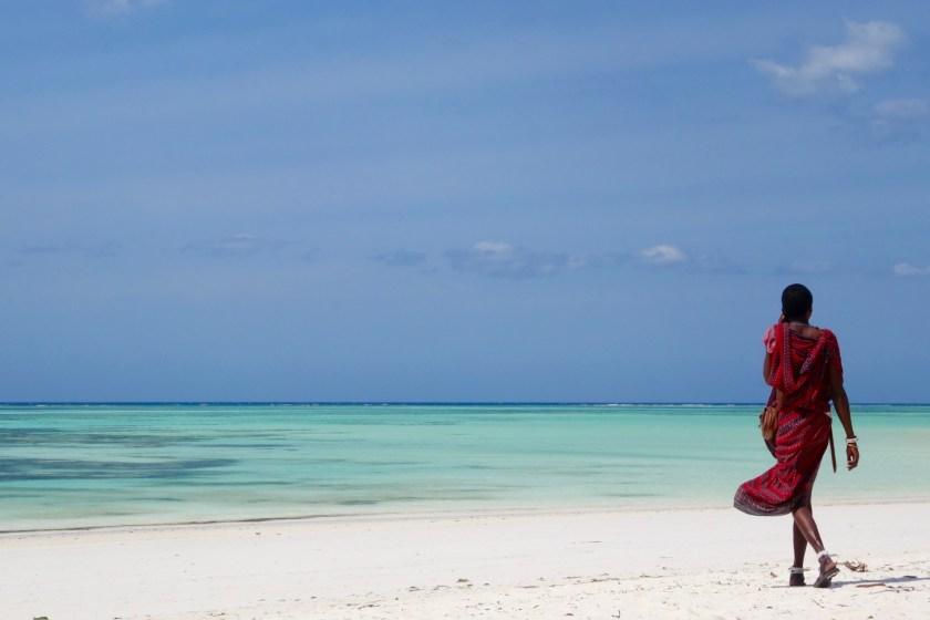zanzibar beaches, pwani mchangani zanzibar, travel bloggers india