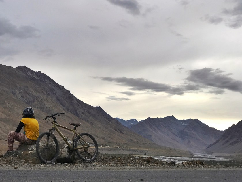 Spiti cycling, shivya nath, indian travel bloggers