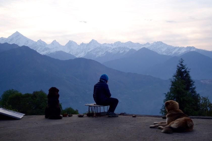 80 20 rule, shivya, long term travel, sarmoli uttarakhand, digital nomad lifestyle
