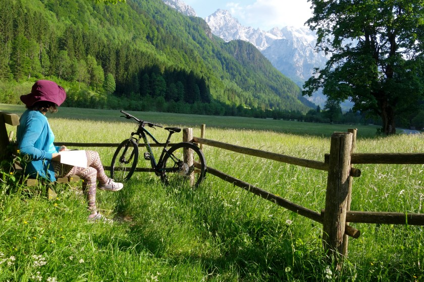 digital nomad, indian travellers, solo travel blogs, slovenia alps