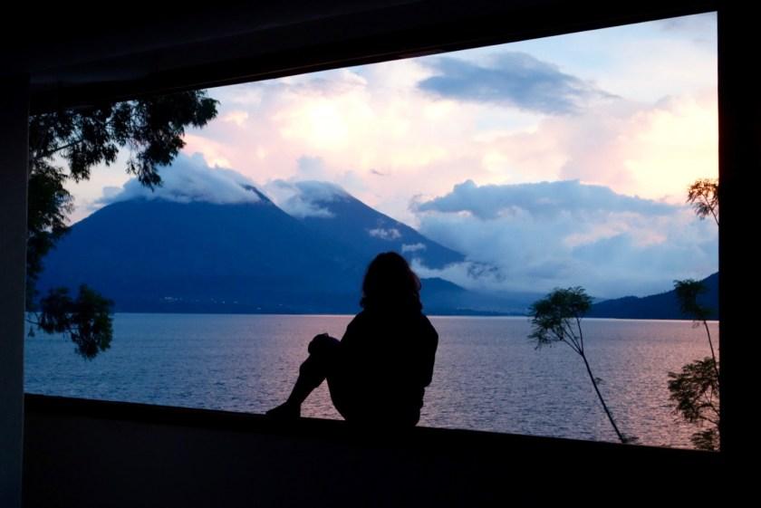 Lake atitlan guatemala, guatemala travel blog, lake atitlan photos, shivya nath