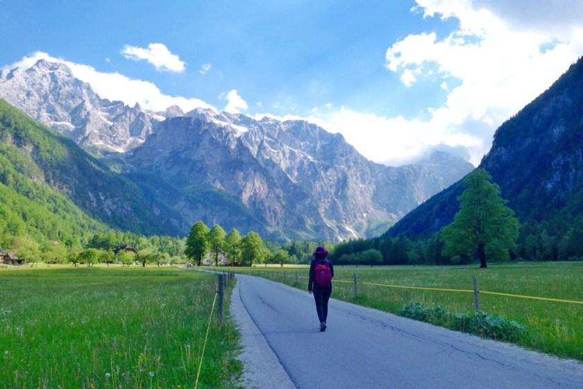 Logarska dolina, slovenia alps, slovenia offbeat