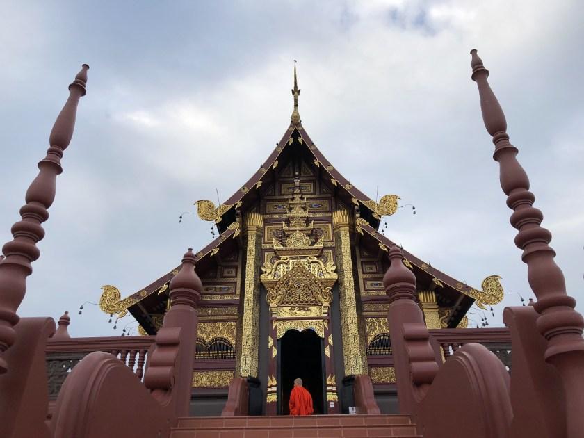 royal park rajapruek, chiang mai attractions, monk chat chiang mai