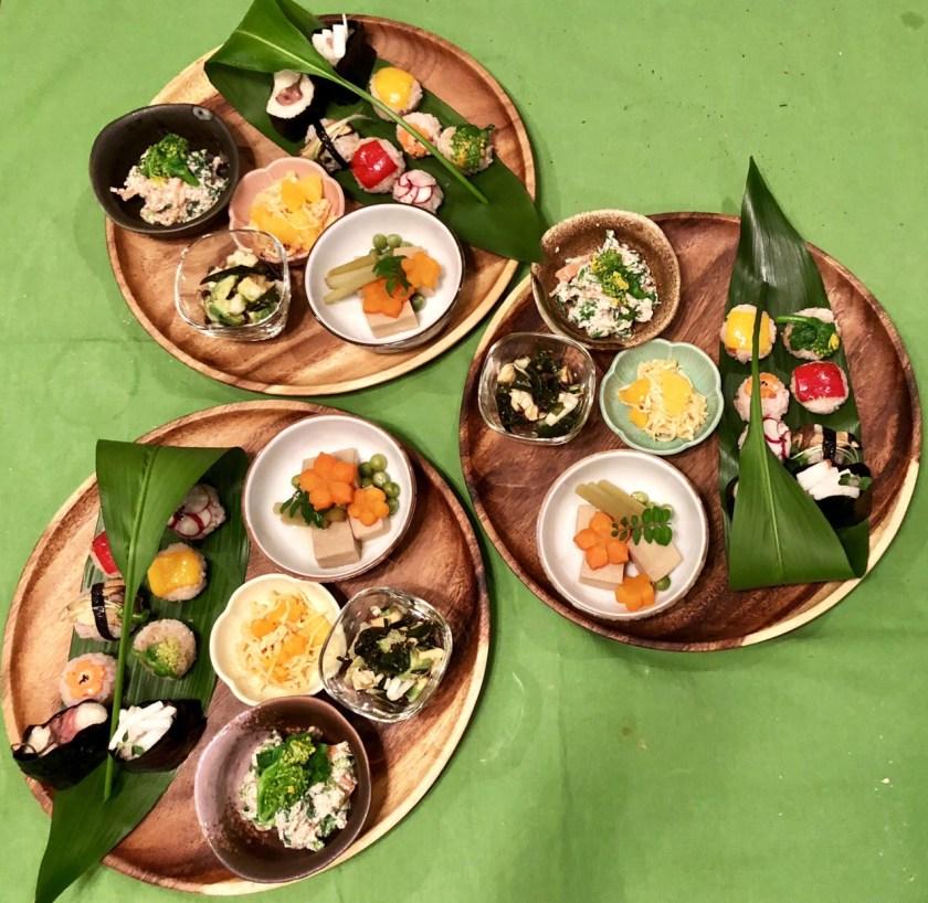 macrobiotic japan, vegan food japan, vegetarian food japan