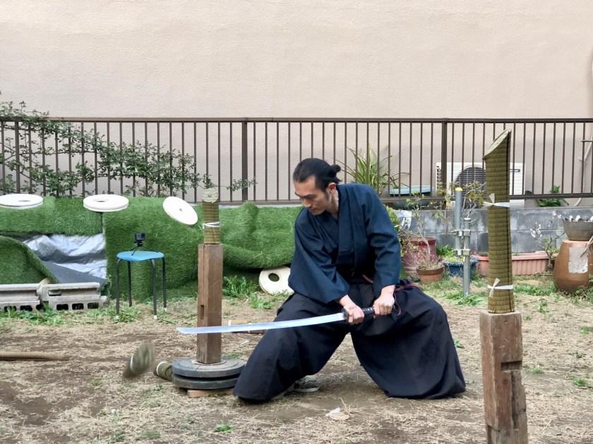 Japan wakizashi, Samurai sword Japan, Airbnb experience Tokyo