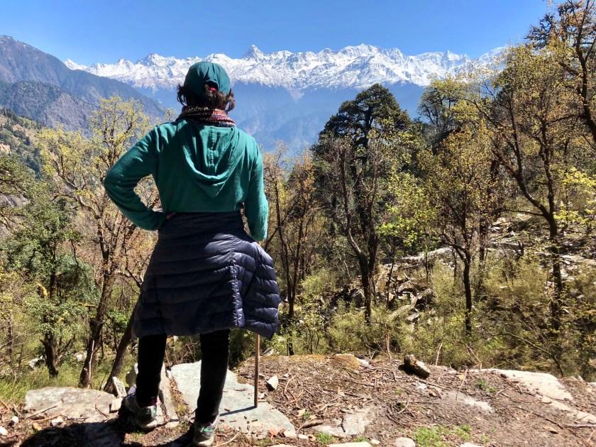 shivya nath, uttarakhand travel, goat village raithal, dayara bugyal