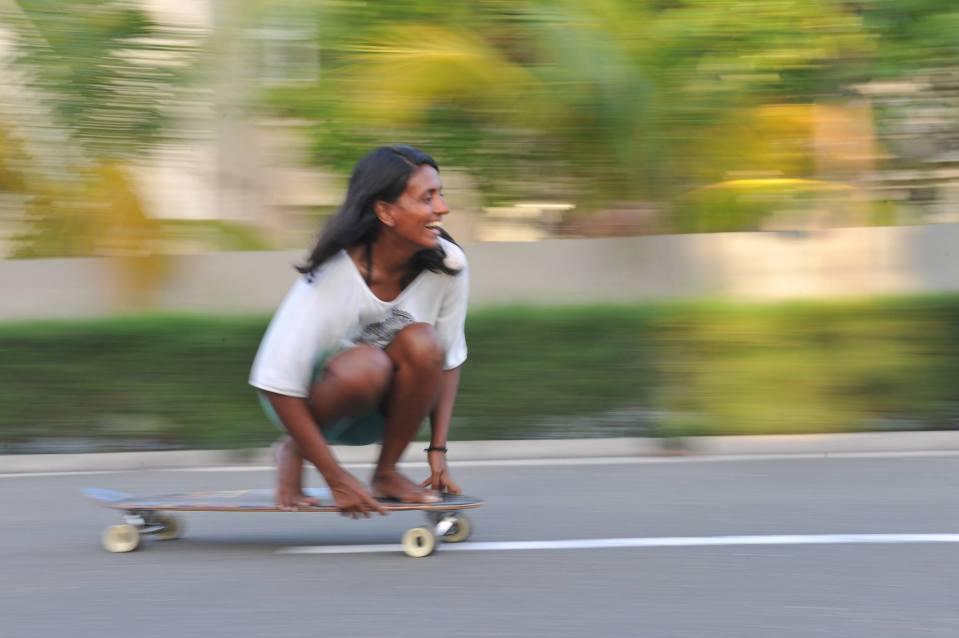 asian solo traveller | female surfers | maldives solo female