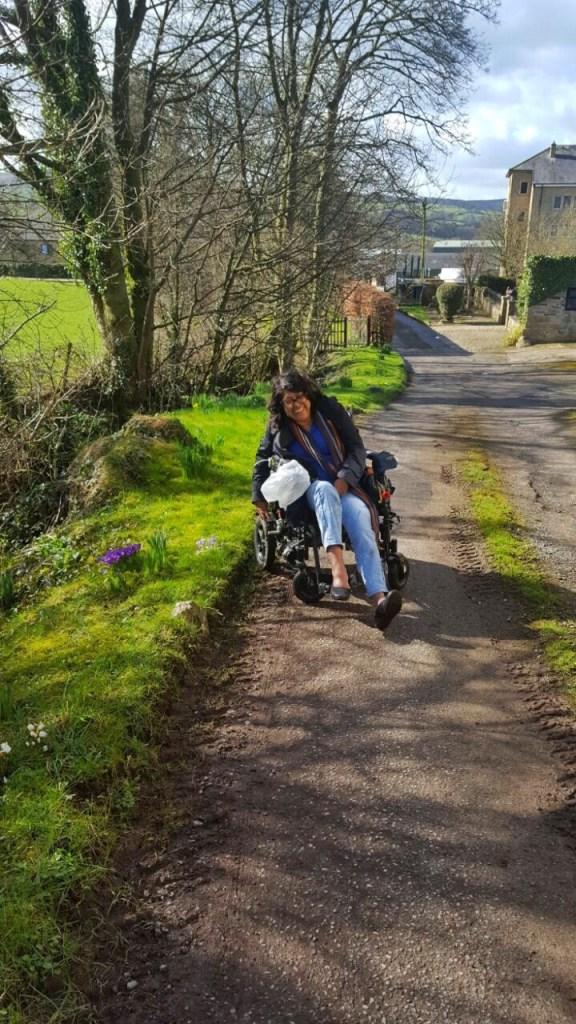 disabled travel, wheelchair travel, travelling with disabilities, Parvinder Chawla