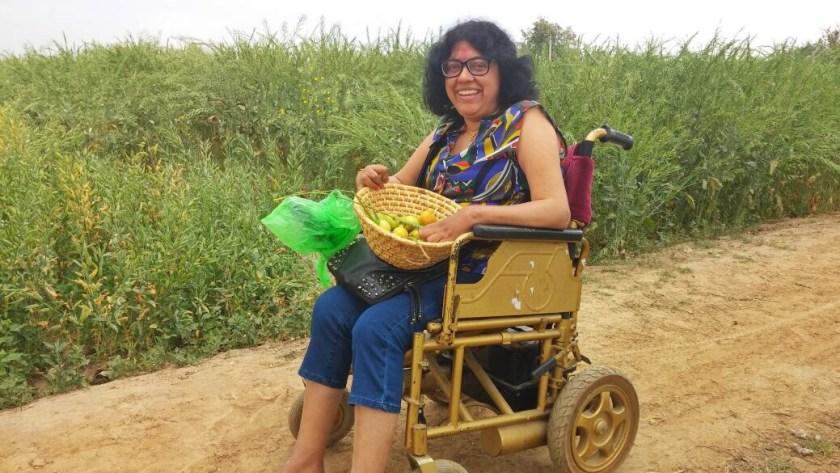 Parvinder chawla, wheelchair traveller, disabled traveller, disabled travel advice