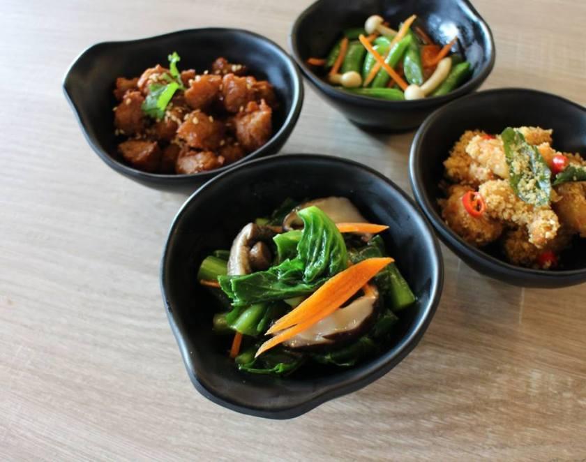greendot singapore, vegan food singapore, vegan laksa singapore, vegetarian restaurants singapore