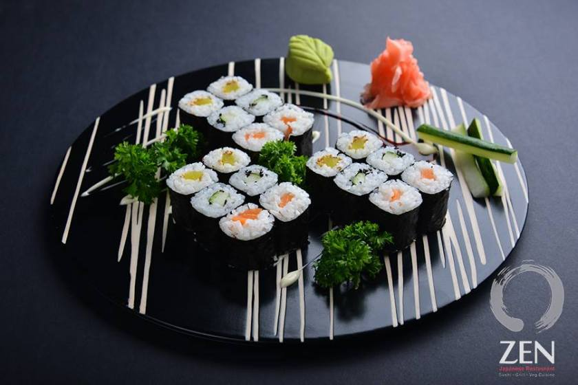vegan sushi singapore, best vegan food singapore, herbivore singapore