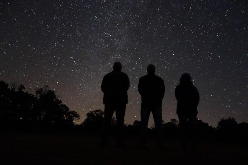 astrophotography india, shooting stars in India, pachmarhi madhya pradesh