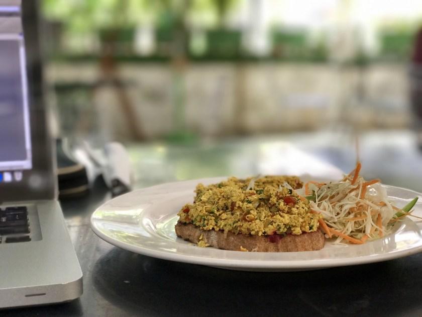 village shop mumbai, cafes with wifi mumbai, vegan food bandra