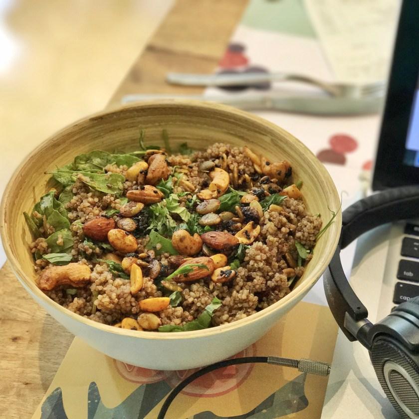 Kitchen Garden BKC, vegan food BKC, cafe with wifi mumbai, places to chill in mumbai, mumbai hangouts