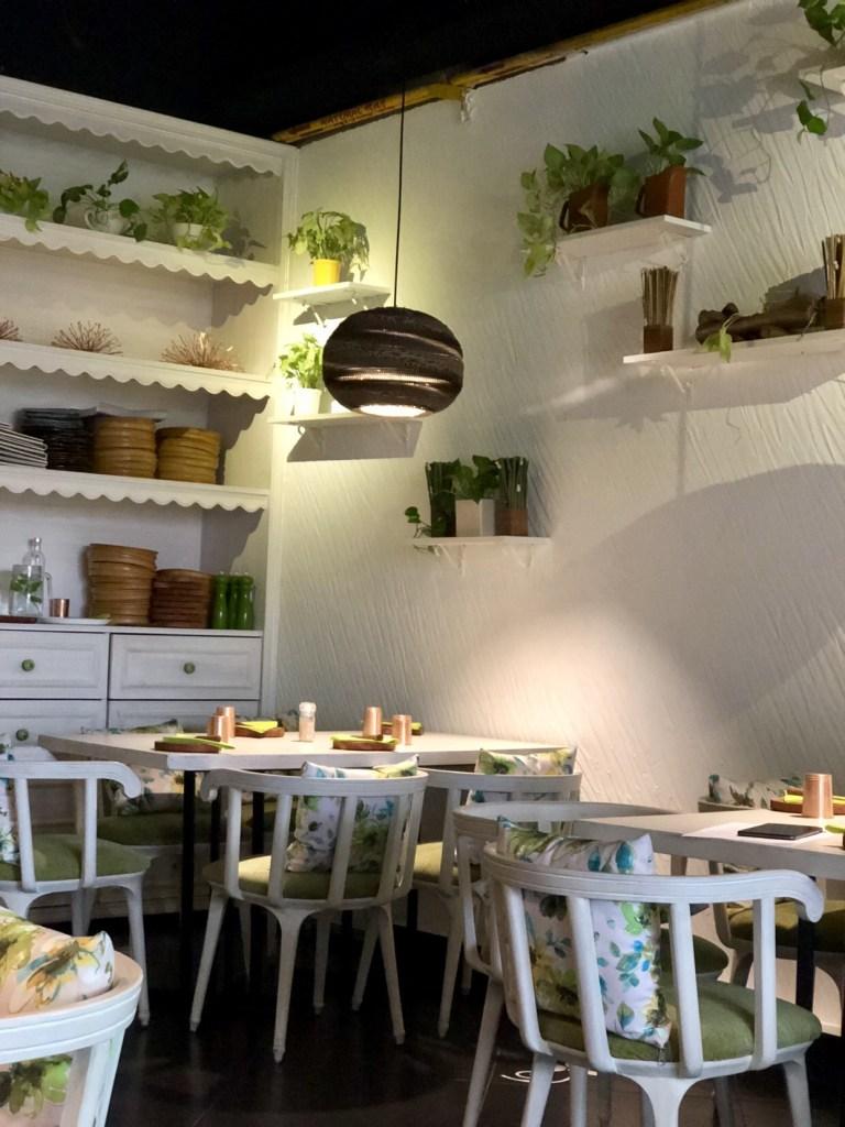 Sante spa cuisine BKC, vegan food BKC, best vegan restaurants mumbai